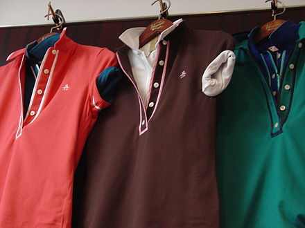 The outlets at orange wikivisually for Golf shirt with penguin logo