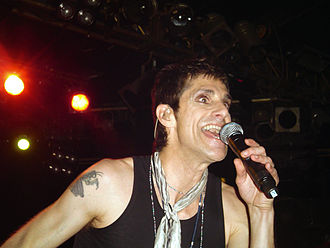 Perry Farrell - Farrell performing at the London Astoria in June 2007
