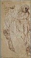 Perseus Beheading Medusa (recto); Studies of a Child and Ornament Sketches (verso) MET 62.204.3 VERSO.jpg