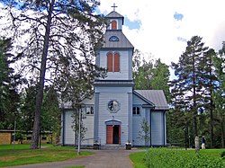 Pertunmaa Church