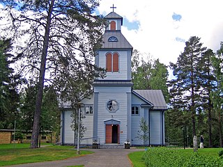 Municipality in Southern Savonia, Finland