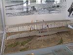 Petőfi Csarnok, Repüléstörténeti kiállítás, Wright Flyer modellje.JPG