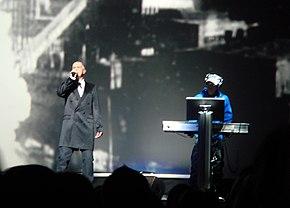 I Pet Shop Boys live nel 2007