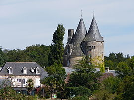 Chateau of Chapoulie