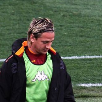Philippe Mexès - Mexès with Roma in 2010