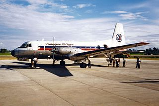 Philippine Airlines Flight 206 1987 plane crash involving a Philippine Airline Hawker Siddeley HS 748