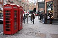 Phone Boxes on Brompton Road - geograph.org.uk - 645502.jpg
