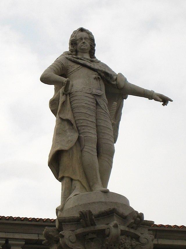 Colonna di Carlo VI