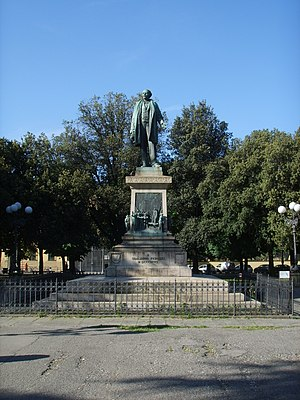 Monument to Ubaldino Peruzzi, Florence - Monument to Ubaldino Peruzzi, Florence