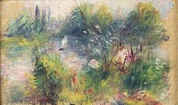 Pierre-Auguste Renoir's 'Paysage Bords de Seine', The Potomack Company auction gallery in Alexandria, VA.jpg