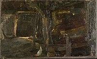 Piet Mondriaan - Brabant barn interior - 0334210 - Kunstmuseum Den Haag.jpg