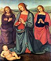 Pietro Perugino - Madonna with Saints Adoring the Child - WGA17279.jpg