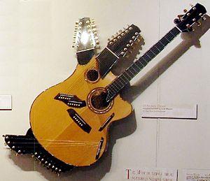 Linda Manzer - The Pikasso Guitar