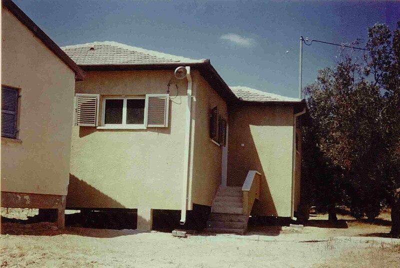 בית של פעם והמדרגות החסרות