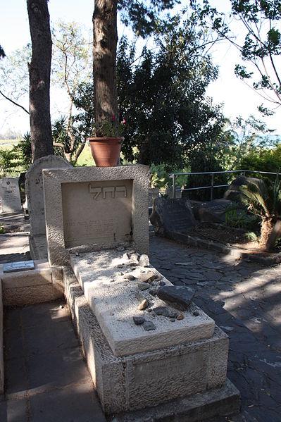 קבר המשוררת רחל