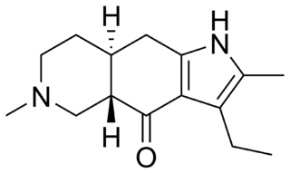 Piquindone chemical compound