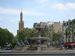 Place Félix-Éboué