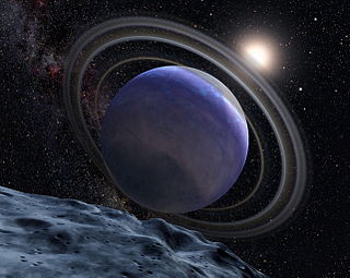 HR 8799 b extrasolar planet
