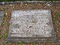 Plaque, Essendon cemetery.jpg