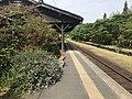Platform of Kareigawa Station 4.jpg
