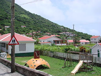 Saba - A playground on Saba