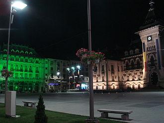 Danube 21 Euroregion - Image: Plaza Craiova