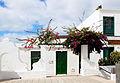 Plaza de la Constitución - Haría - Lanzarote - 02.JPG