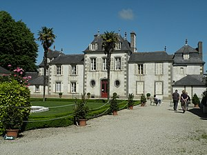 Pleurtuit - Chateau of Montmarin