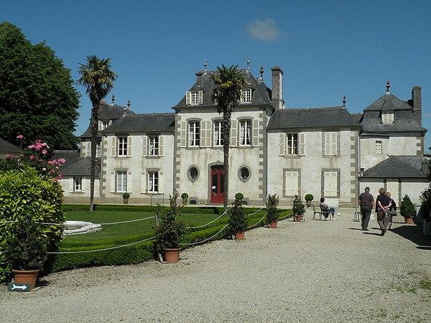 Monument historique à Pleurtuit