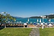 Poertschach Johannes-Brahms-Promenade Jilly-Beach 27052017 8912.jpg