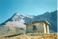 Pointe Rochers Charniers da Col Trois Freres Mineurs 27 9 2002.png