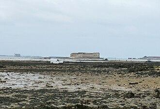 Fort Énet - Image: Pointe de la Fumée(6)