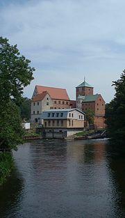 Zamek nad rzeką Wieprzą
