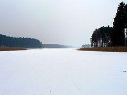 Jezioro Zyzdrój Wielki