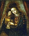 Polish painter Madonna and Child.jpg