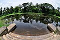 Pond with Ghat - Bardhaman Science Centre - Bardhaman 2015-07-24 1209.JPG