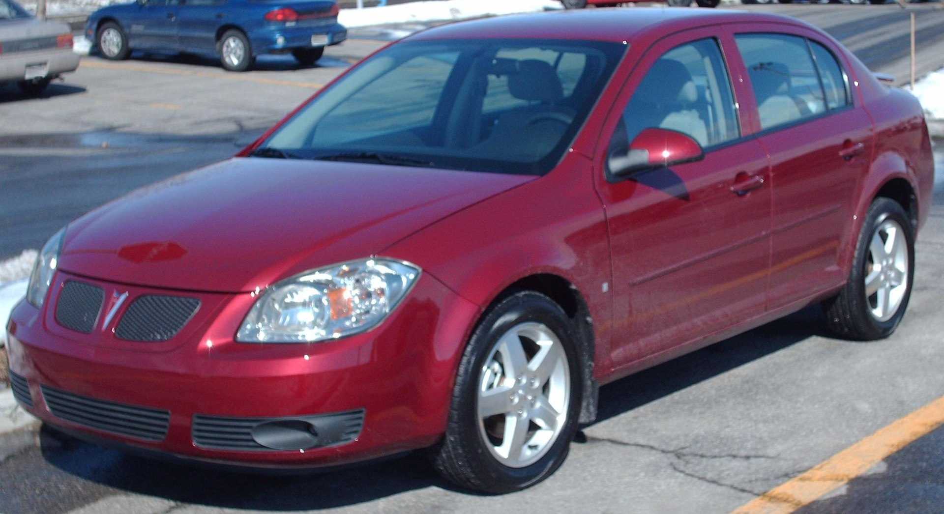 1920px-Pontiac_G5_Sedan_2007 Cool Review About 2006 Cobalt Ss Specs with Gorgeous Gallery Cars Review