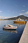 Port of Plakias in Crete, Greece 02.JPG