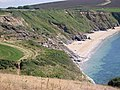 Porthbeor Beach - geograph.org.uk - 325690.jpg