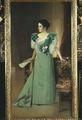 Porträtt, Irma von Geijer av Julius Kronberg - Hallwylska museet - 13109.tif
