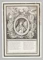 Porträtt av Sofia Aleksejevna, som tsarevna, 1684-1689 - Skoklosters slott - 99590.tif