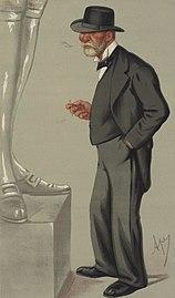 'Sailor, politician and sculptor'