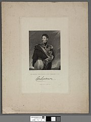 General Stapleton Cotton, Viscount & Baron Combermere, G.C.B. & c
