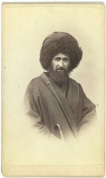 File:Portrait of Georgian muezzin.jpg