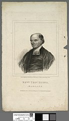 Revd. Thos. Young, Margate