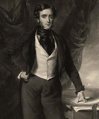 Sir Richard Williams-Bulkeley, 10th Baronet - Sir Richard Williams Bulkeley (1841)