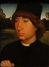 Portrait of a Young Man by Hans Memling - Accademia - Venice 2016 - crop.jpg