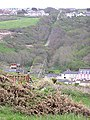 Portreath, the old railway incline - geograph.org.uk - 104202.jpg