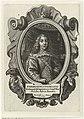 Portret van Ferdinand IV, koning van Hongarije, Bohemen en het Heilige Roomse Rijk Theatrum pontificum, imperatorum, regum, ducum (serietitel), RP-P-1908-693.jpg