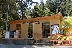 U.S. Post Office in Lagunitas